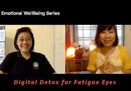 Digital Detox for Fatigue Eyes