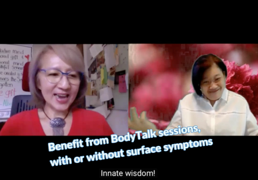 Episode 3_10_When is ideal time to benefit MOST from BodyTalk